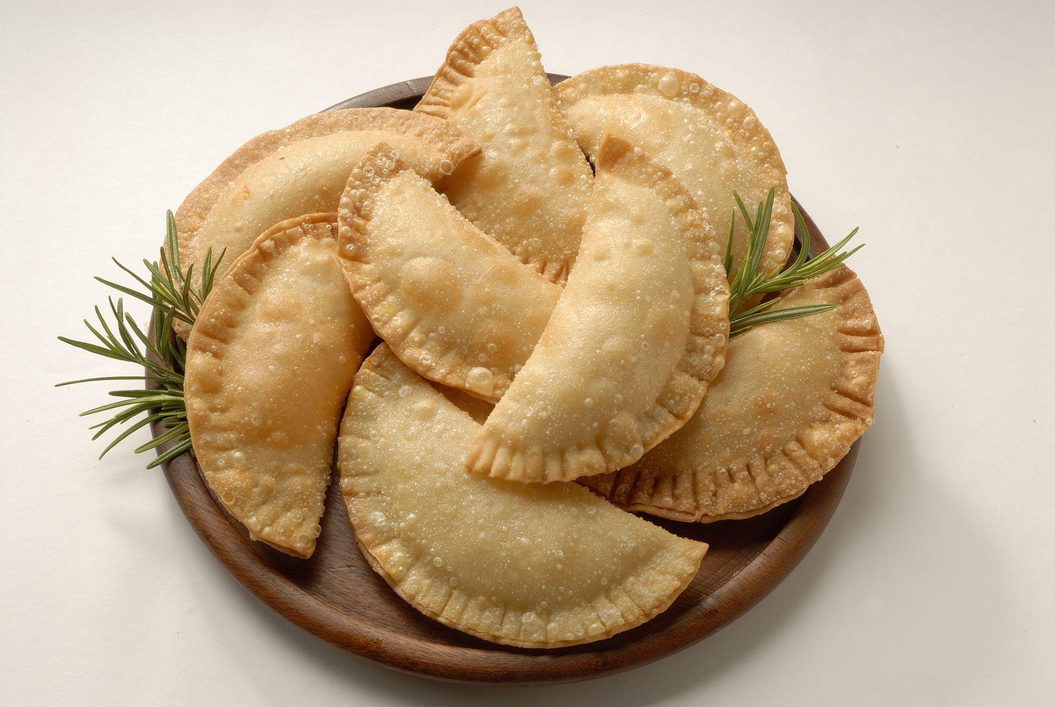 muffuletta empanadas